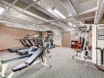 Sundial Lodge Fitness Center