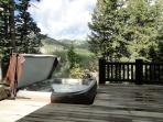Hot tub at Lookout 7 - Deer Valley