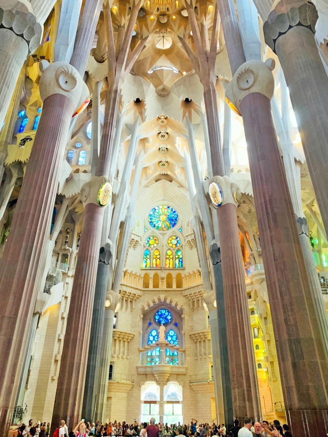サグラダ・ファミリア教会