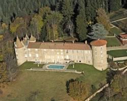 Chateau De Vollore Chateaux & Hotels De France