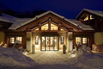Granges d'en haut - Ski chalets