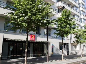 Photo of Adagio City Aparthotel Buttes Chaumont Paris