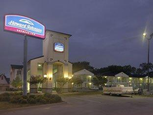Howard Johnson Express Inn Grand Prairie Lone Star Park