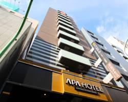 Apa Hotel Roppongi Icchome Ekimae
