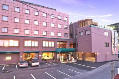 Hotel City Field Kagohara
