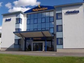 Hotel Naktsmajas