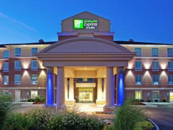 Holiday Inn Express Suites Mason