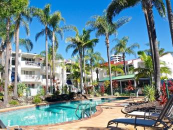 Cannes Court Holiday Apartments Surfers Paradise