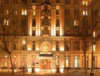 Club Quarters, Wall Street Hotel