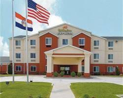 Baymont Inn & Suites Fulton