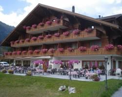 Hotel Alpenland Lauenen
