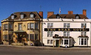 Photo of The Bear Hotel Market Place Devizes