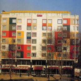 Allstar Color Hotel Istanbul