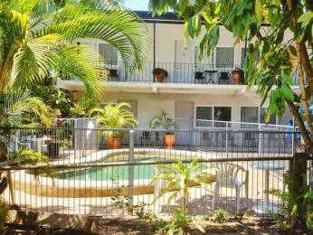 Cairns City Motel Hotel