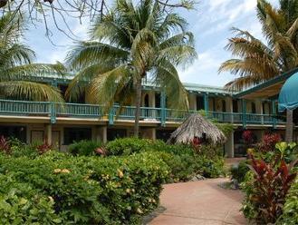Island Beachcomber Hotel