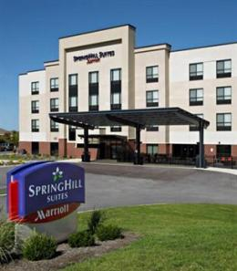 SpringHill Suites St. Louis Airport Earth City
