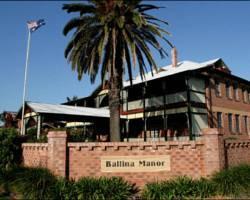 Ballina Manor Boutique Hotel