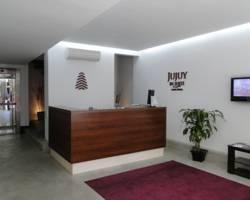 Jujuy in Suite Apart Hotel