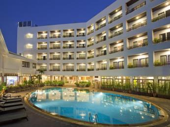هتل آرِکا لوج (Areca Lodge)