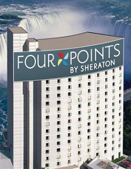 Four Points by Sheraton Niagara Falls Fallsview