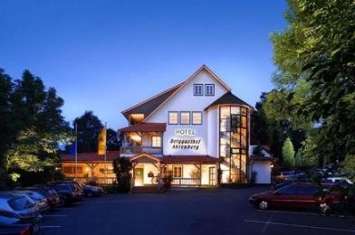 Landidyll Hotel Ahrenberg