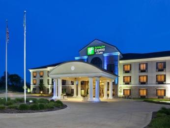 ‪Holiday Inn Express Hotel & Suites Wadsworth‬