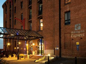 Holiday Inn Express Liverpool-Albert Dock Hotel