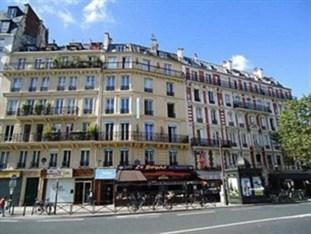 Hipotel Paris Nation