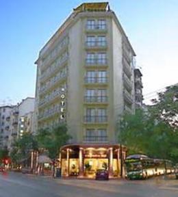 Golden City Hotel