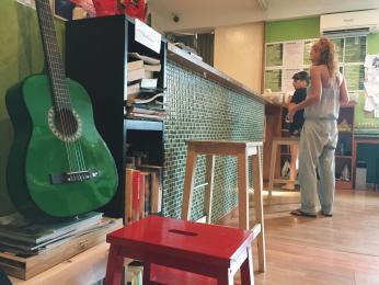 The Green Kiwi Backpacker Hostel