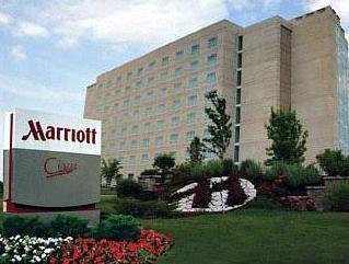 ‪Marriott Chicago Southwest at Burr Ridge‬