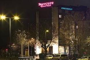 Hotel Mercure Grenoble President