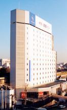 토요코 인 미나미시나가와 아오모노요코쇼 역