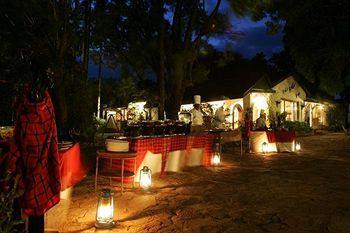 Mount Meru Game Lodge & Sanctuary