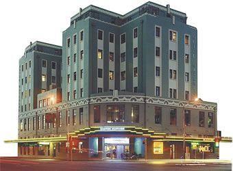 Hotel Waterloo & Backpackers