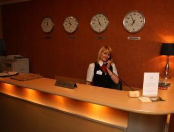 ポリコフ ビジネス ホテル