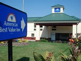 Americas Best Value Inn South Hill