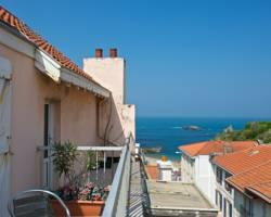 Hotel les Alizes Biarritz
