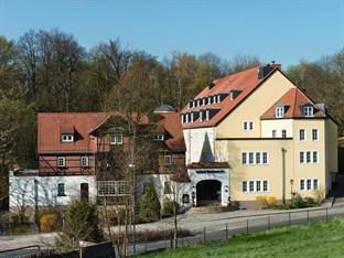 Hotel Villa Weltemuhle Dresden