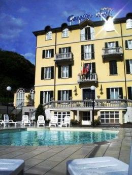 Caroline Hotel Brusimpiano