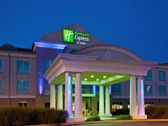 Holiday Inn Express Greenwood