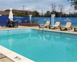 BEST WESTERN Chateau Louisianne Suite Hotel