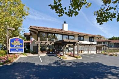 ‪BEST WESTERN PLUS Inn Scotts Valley‬