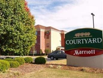 Courtyard by Marriott Rocky Mount