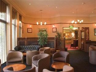 BEST WESTERN Woodlands Hotel