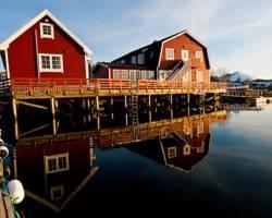 Ringstad Sjøhus - Huset på Yttersiden