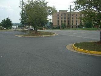 Knights Inn - Fredericksburg