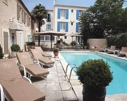 Hotel Restaurant Les Magnanarelles