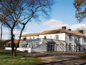 ‪BEST WESTERN Dryfesdale Country House Hotel‬