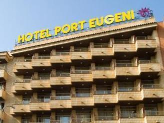 ポルト エウジェニ ホテル